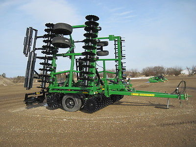 2012 Summers SUPER COULTER PLUS -35' Tillage, Seeding & Planting