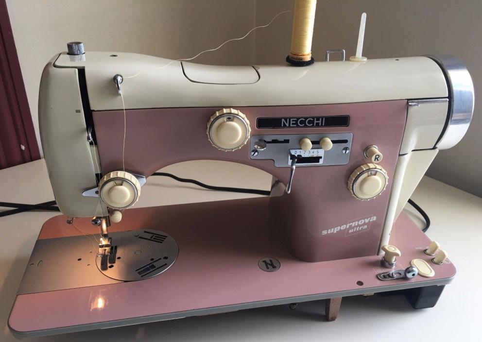 necchi sewing machine for sale