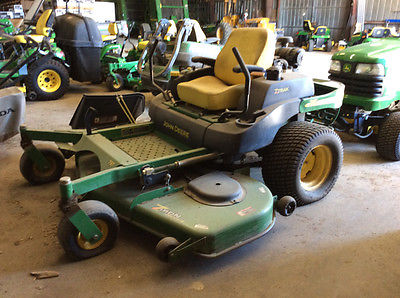 2004 John Deere 797 Zero Turn Mowers