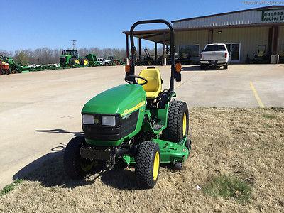 John Deere 4110 Utility Tractors