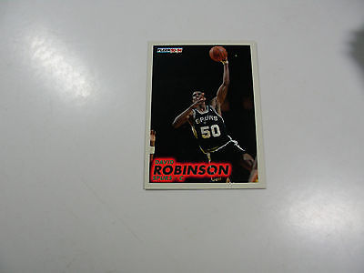 David Robinson (Spurs) 1993 Fleer card #196