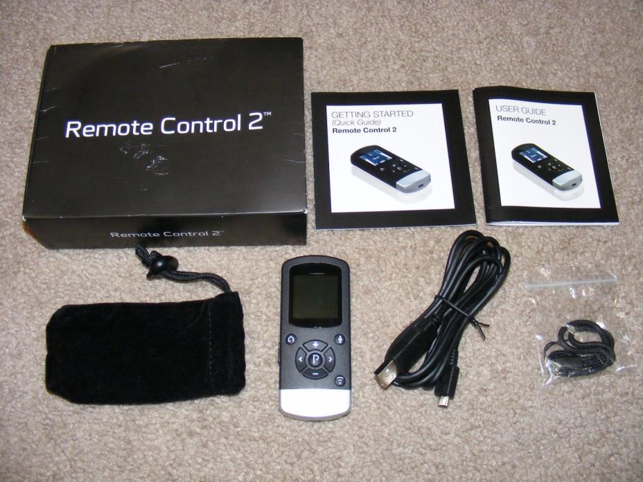 RESOUND UNITE REMOTE CONTROL 2 FOR RESOUND HEARING AIDS DK-2750 FREE SHIPPING