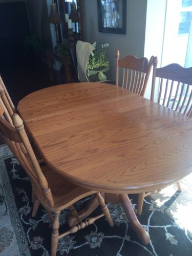 Amish Dining Room Set