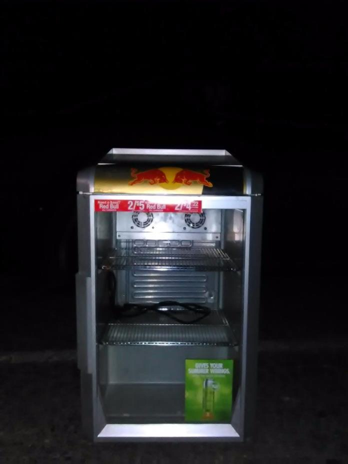 Red Bull Energy Drink Mini Fridge