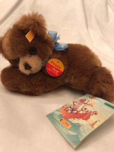 Steiff Plush Bear