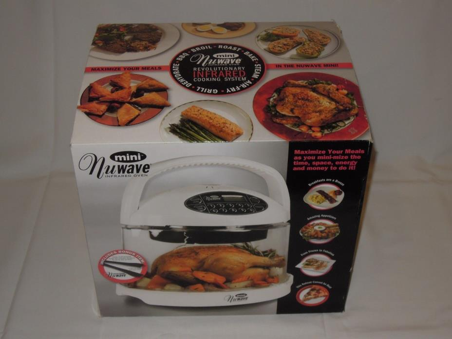 Nu Wave Oven For Sale Classifieds