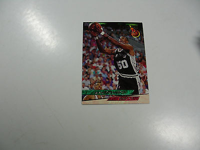 David Robinson (Spurs) 1993 Fleer Ultra card #174