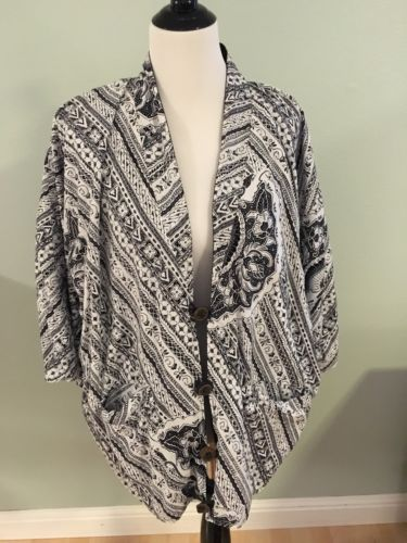 Antique Vintage Japanese Silk Hapi Short Kimono Jacket Bon Dance