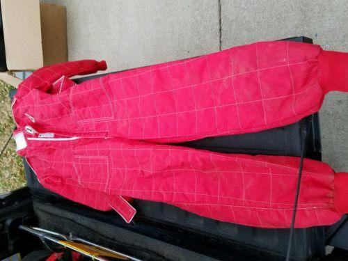 Racing kart suit
