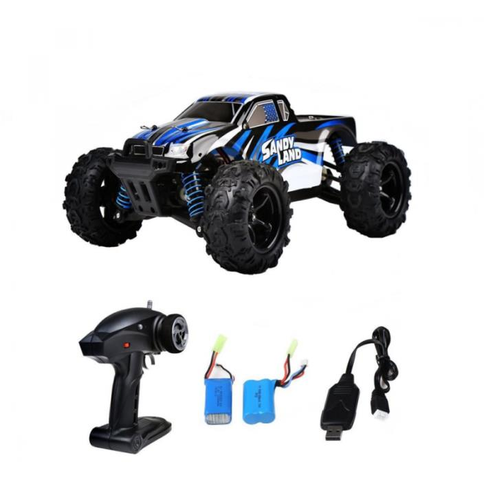 RC Car, Distianert 9300 Electric RC Car Offroad Remote Control Car 1:18 Scale 2.