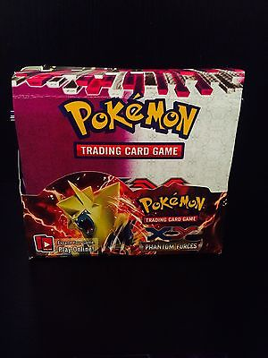 Pokemon XY Phantom Forces -  Trading Cards Packages 10 Cards (FREE SHIPPING)