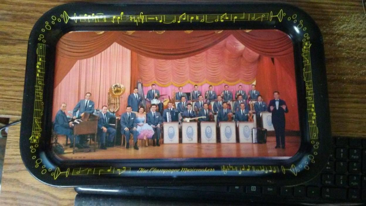 Lawrence Welk, Musicmakers, Lennon Sisters Tray