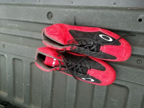 Racing kart Oakley shoes