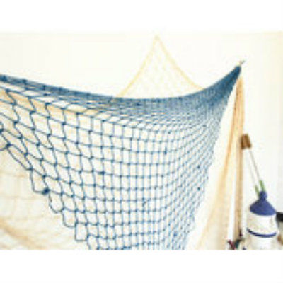 Fishing Net Mediterranean Style Beach Scene Party Decoration Net