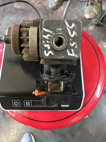 Used Stihl FS55 Weedeater Motor