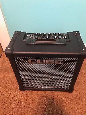 2016 Roland Cube 40GX Guitar Amplifier