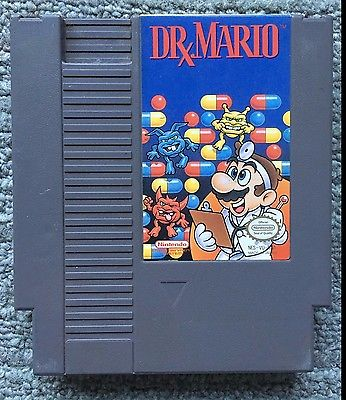 Dr. Mario - NES - Game Cartridge Only