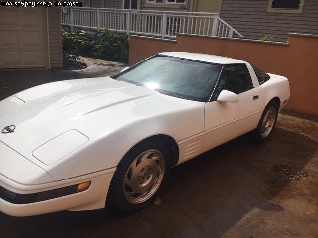 1993 LT1 (Automatic) Hard top corvette