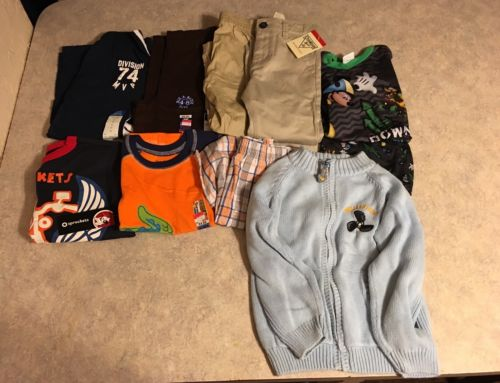 New - Boy's 4T Clothes