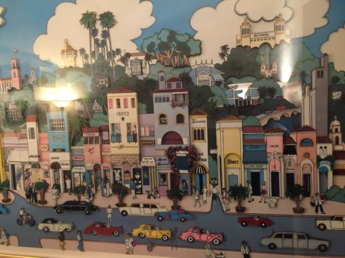 3-D Art Of Palm Beach