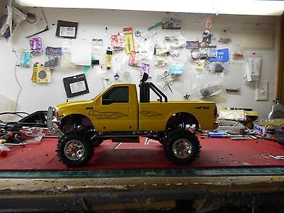 NEW Tamiya 1/10 Ford F-350 High-Lift Kit 58372 CUSTOMIZED RTR
