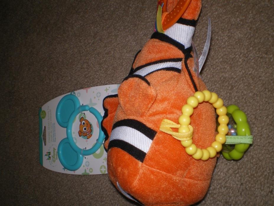 Disney Finding Nemo Developmental 10.5