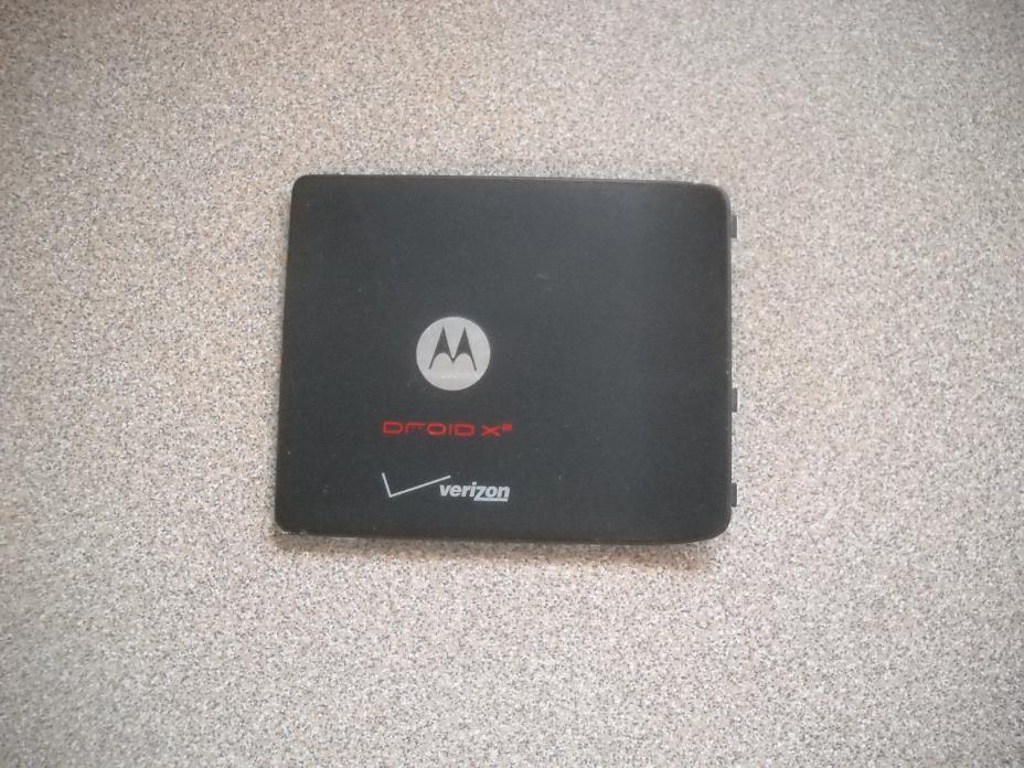 New Battery Door Back for Motorola Droid X2 MB870