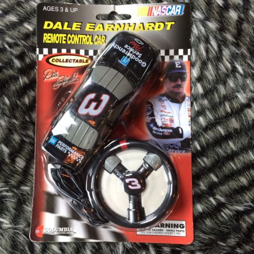 2002 Columbia NASCAR Dale Earnhardt #3 Collectable Remote Control Car NEW