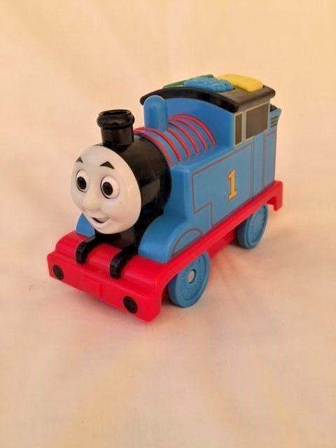 Thomas The Train Thomas Motorized Talking Plastic Train 5.5