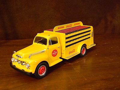 1951 Ford Coca Cola Bottler's Truck