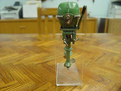 Display Stand  for Toy Outboard Motors 1950-1960 K&O & FleetLine Motors