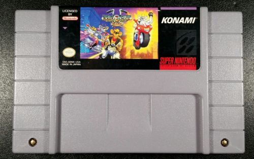 Biker Mice From Mars (Super Nintendo, 1994) Authentic, Rare, Fun Game, Tested!!