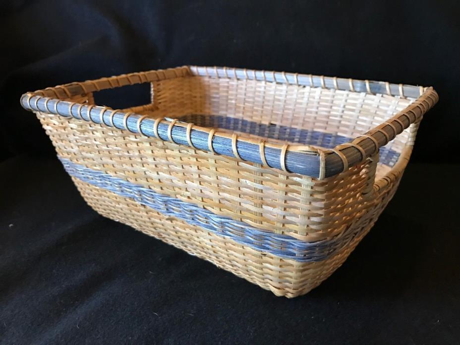 Wolferman's Woven Basket