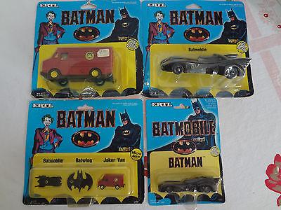 Batman  Batmobiles  Joker Van  Cars Boy Toys