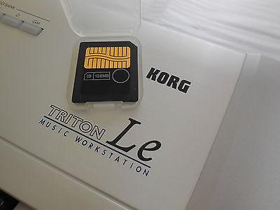 Samples Korg triton LE - (Korg M1/N364/X3)