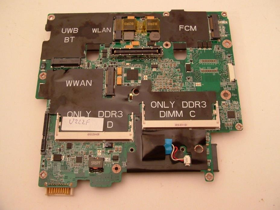 Dell Precision M6400 Laptop Motherboard U222F