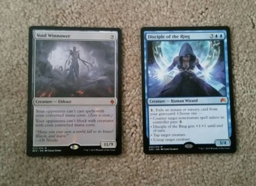 Magic the Gathering Lot (MTG) Mythic, Rare, Holos