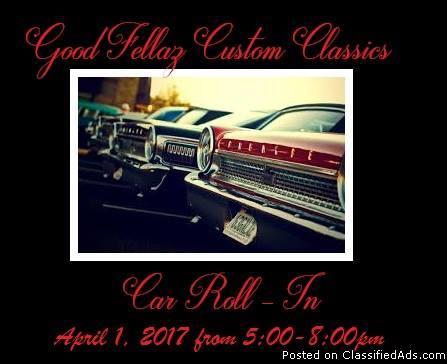Classic Car Roll-In/Show