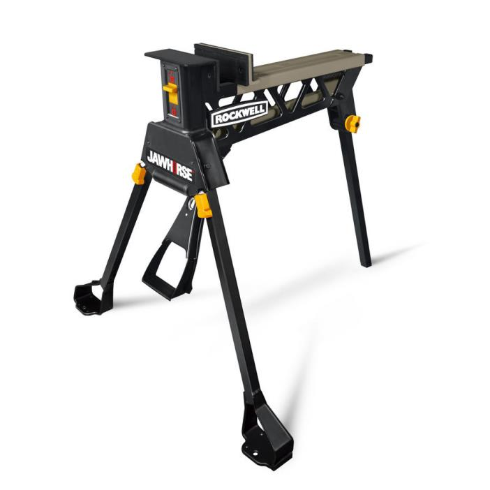 ROCKWELL Jawhorse 37-in Steel Saw Horse (600-lb Weight Capacity) RK9003 NEW