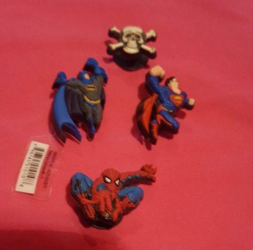 Jibbitz Croc Clog Shoe Charm Super Heros