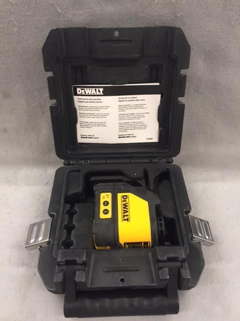DeWalt DW088 Laser Level