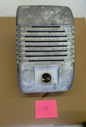 Drive-In Movie Theater Speaker-for restoration (#10)