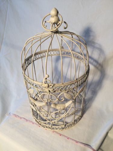 Wedding Decor Decoration Metal Bird Cage