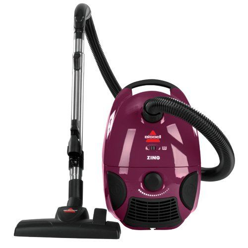 Best Bissell Handheld Hardwood Floor Bagged Corded Vacuum Cleaner For Pet Hair
