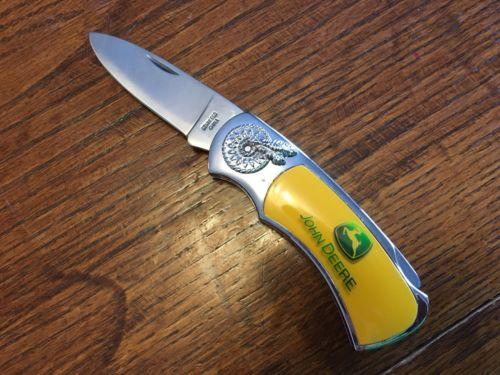 John Deere Pocket Knife