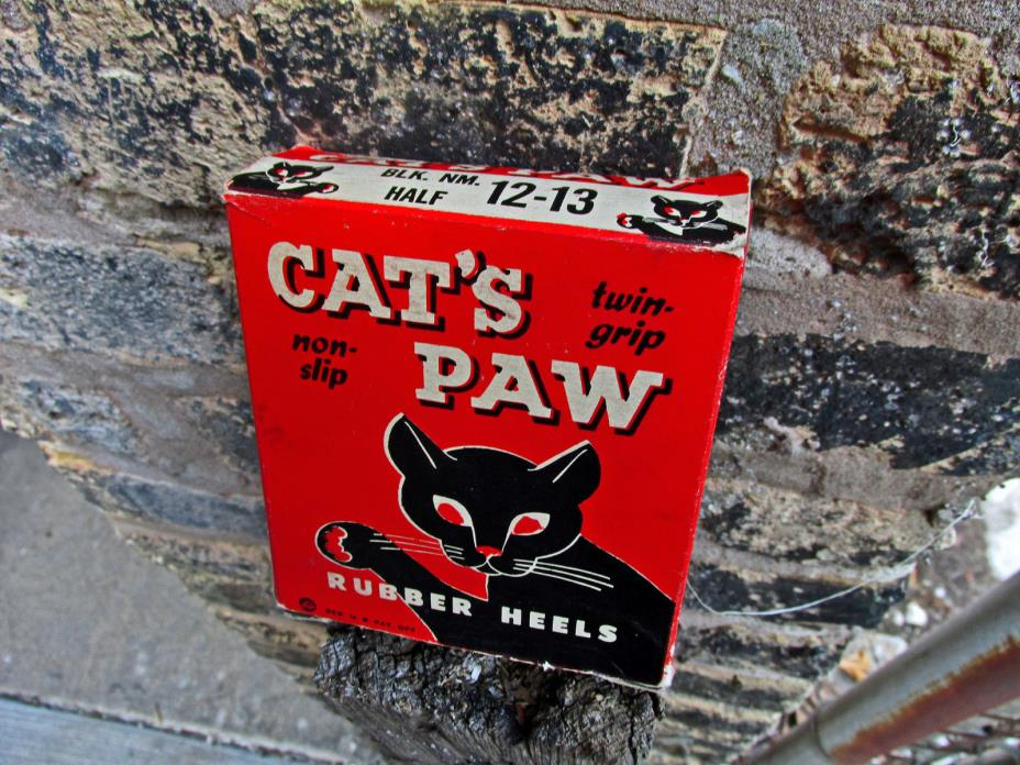 Cat S Paw Heels For Sale