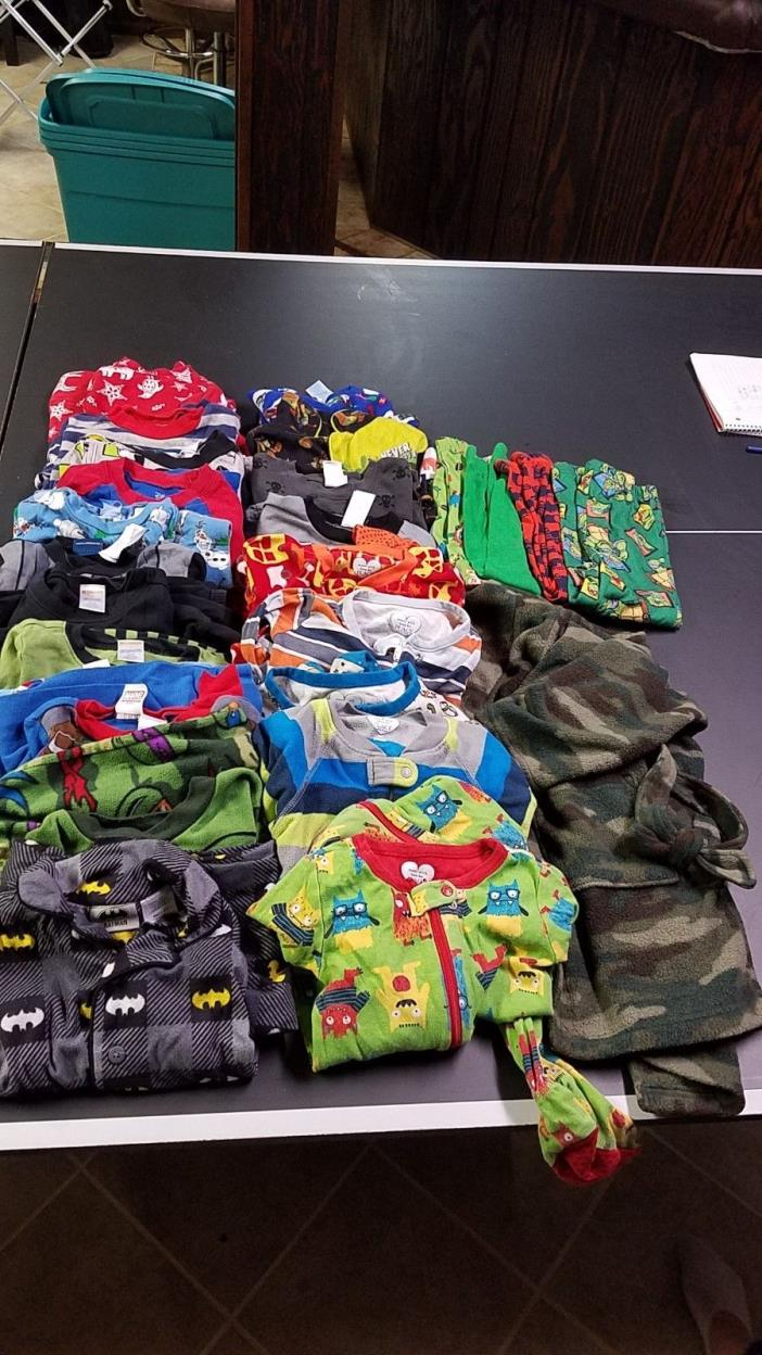 Lot of 102 mostly Childrens Place mostly 4t and XS(4) Boys clothing