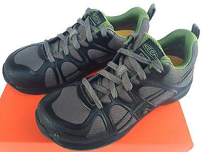 KEEN Durham Aluminum Toe 1013251 Green ANSI/ASTM I75/C75 Work Shoes Men's 9.5 D
