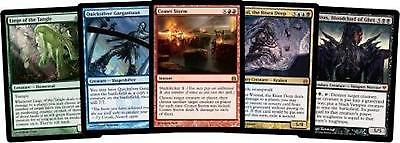 5 Assorted MTG Mythic Rares All Different! (MTG) NM Lot