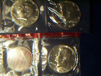 COMPLETE BU KENNEDY HALF DOLLAR COLLECTION! 1964-2016P&D! WITH 1964 PROOF!!!!!!!